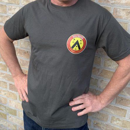 T-shirts kustboys logo man