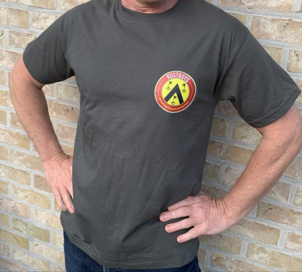 T-shirt Kostboys logo Man