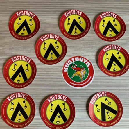stickers kustboys logo